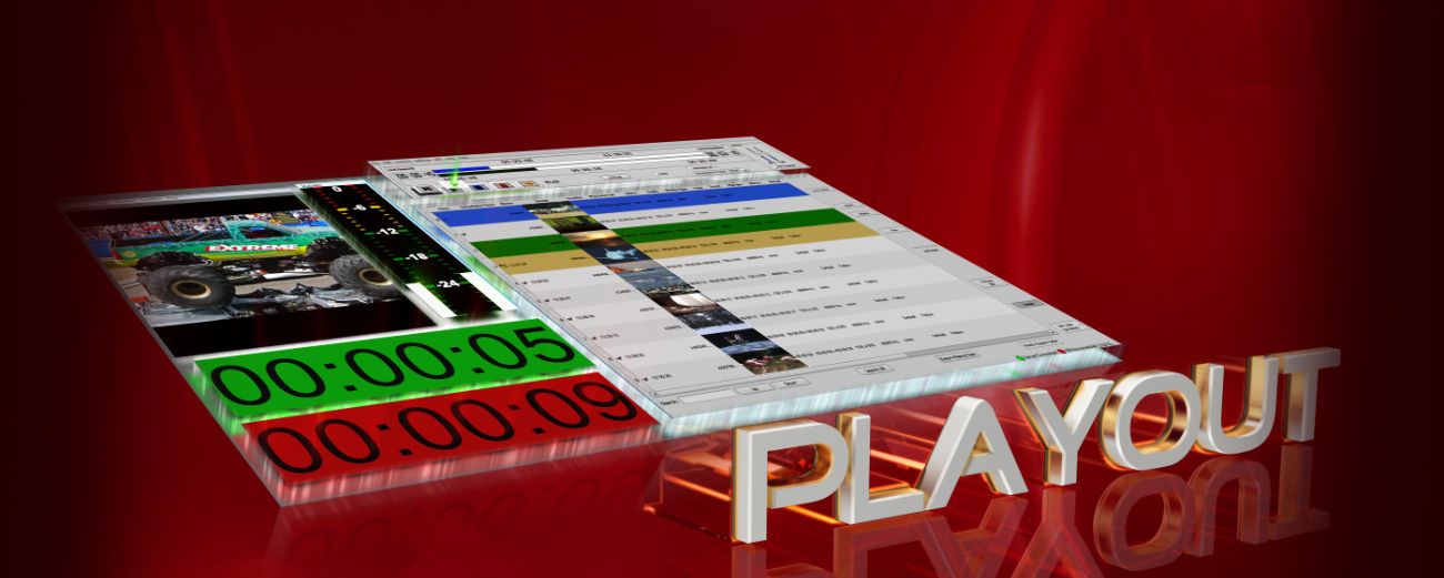 Broadcast Playout Software