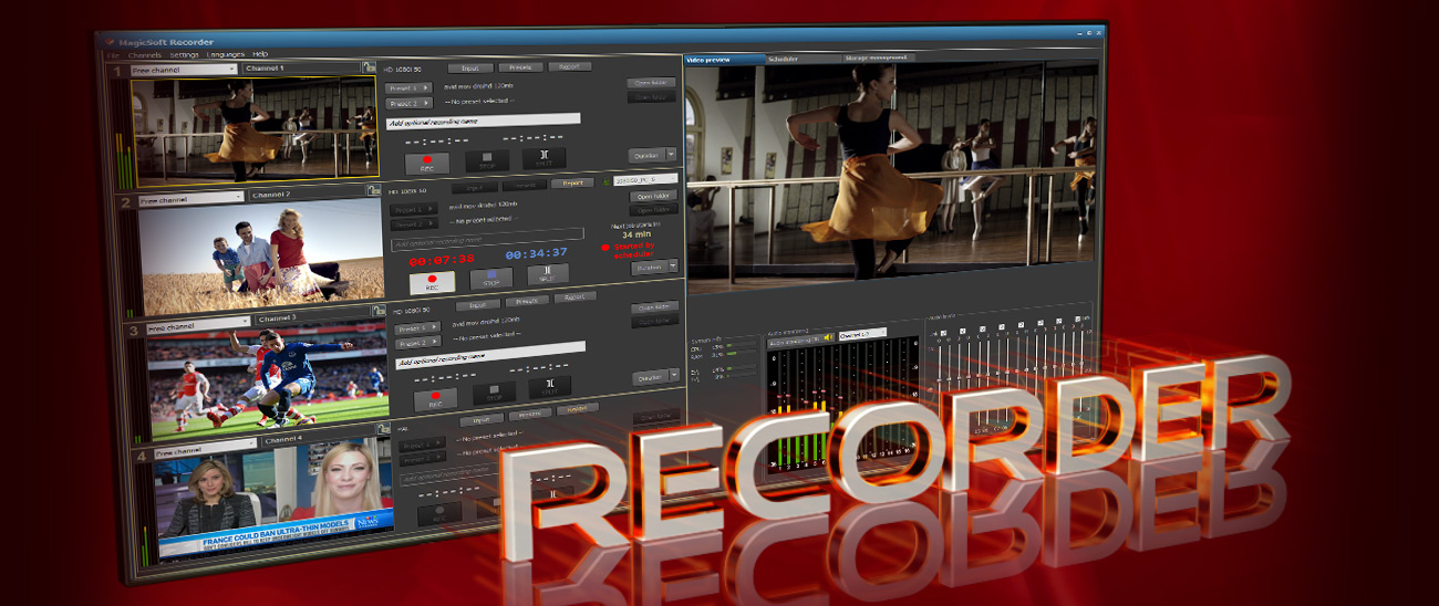 Recorder Software